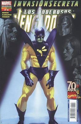Los Poderosos Vengadores (2008-2011) (Grapa, 48 páginas.) #15