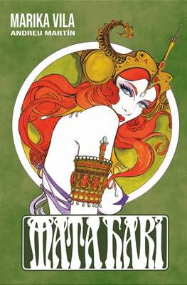 Mata-Hari (Cartoné 64 pp) #