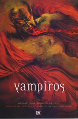 Vampiros sable noir (Rústica) #1