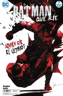 El Batman que ríe (Grapa 32 pp) #7