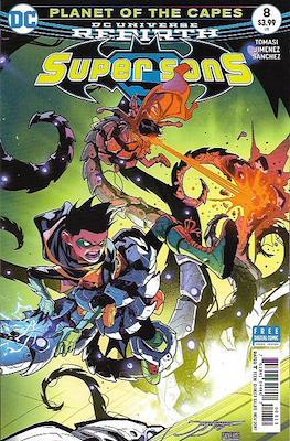 Super Sons (2017 - 2018 Comic-book) #8