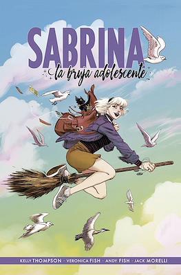 Sabrina La bruja adolescente #1