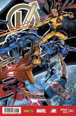 Los Nuevos Vengadores Vol. 2 (2011-2017) (Grapa 32 pp) #43