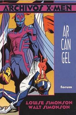 Archivos X-Men (1995-1998) (Rústica 96-256 pp) #3