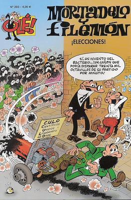 Mortadelo y Filemón. OLÉ! (1993 - ) (Rústica, portadas en relieve) #203