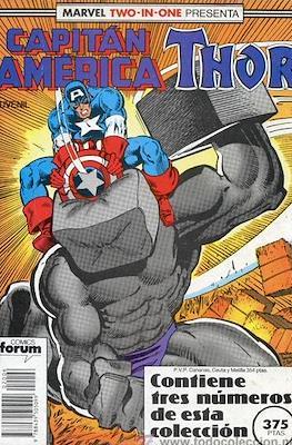 Capitán América Vol. 1 (1985-1992) (Retapado Rústica) #6