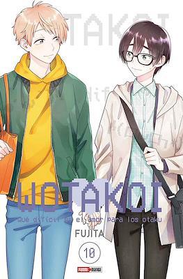 Wotakoi: Qué difícil es el amor para los otaku #10