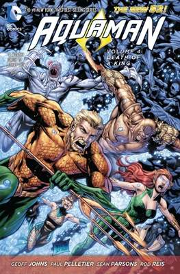 Aquaman (2011-2016) (Softcover) #4