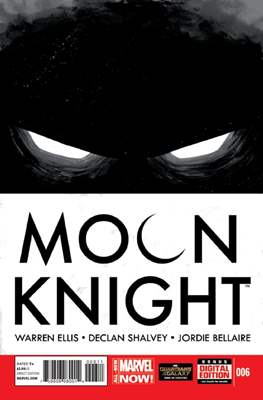 Moon Knight Vol. 5 (2014-2015) #6