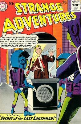 Strange Adventures (Comic Book) #111