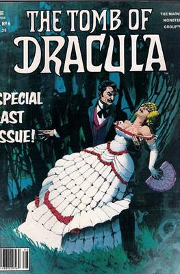 The Tomb of Dracula Vol. 2 (1979-1980) (Magazine) #6