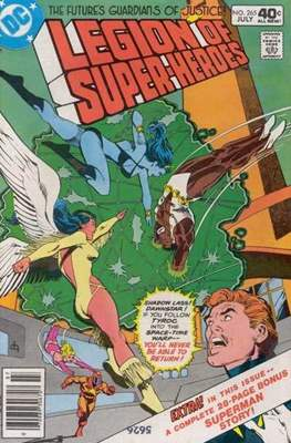 Legion of Super-Heroes Vol. 2 (1980-1987) #265