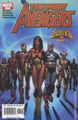 The New Avengers Vol. 1 (2005-2010) #7