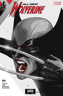 All-New Wolverine (2016-) #24