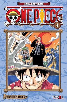 One Piece (Rústica con sobrecubierta) #4