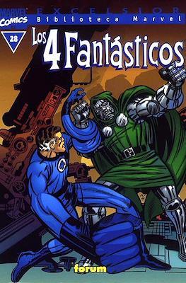 Biblioteca Marvel: Los 4 Fantásticos (1999-2001) (Rústica 160 pp) #28