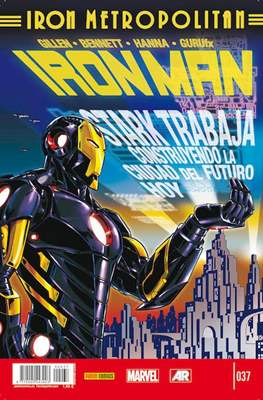 El Invencible Iron Man Vol. 2 (2011-) (Grapa - Rústica) #37