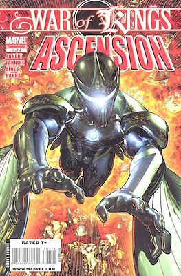War of Kings: Ascension Vol 1 (Comic Book) #1