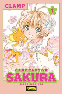 Cardcaptor Sakura - Clear Card Arc #1