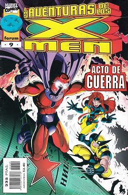 Las nuevas aventuras de los X-Men Vol. 2 #9