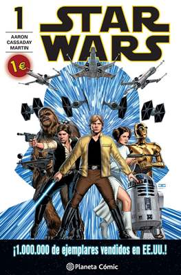 Star Wars (Grapa 56-32 pp.) #1