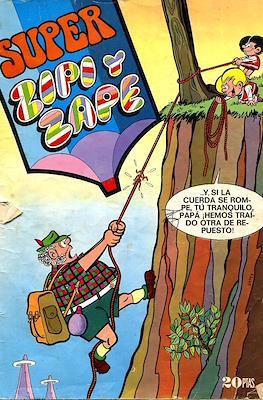 Super Zipi y Zape (Grapa, 64 páginas (1973)) #16