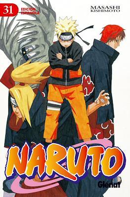 Naruto (Rústica con sobrecubierta) #31