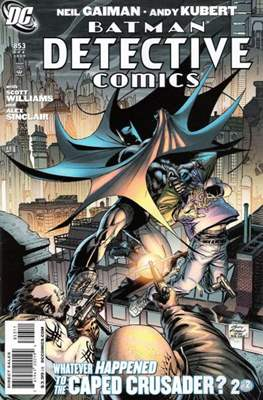 Detective Comics Vol. 1 (1937-2011; 2016-) (Comic Book) #853