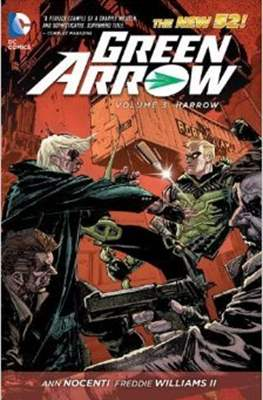 Green Arrow Vol. 5 (Comic book) #3