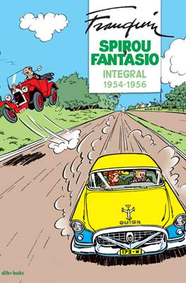 Spirou y Fantasio (Integral. Cartoné 224-264 pp) #4