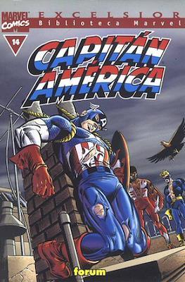 Biblioteca Marvel: Capitán América (1999-2000) (Rústica 160 pp) #14