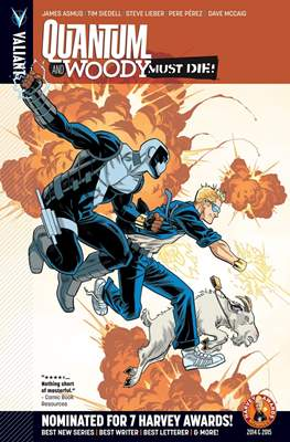 Quantum & Woody (2013) (Softcover 128-144 pp) #4