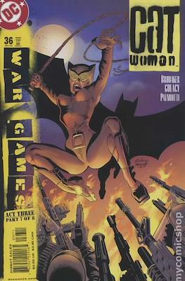 Catwoman Vol. 3 (2002-2008) (Comic Book) #36