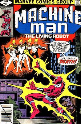 Machine Man Vol. 1 (Comic Book) #12