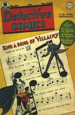 Detective Comics Vol. 1 (1937-2011; 2016-) (Comic Book) #124