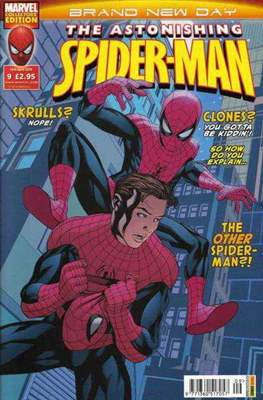 The Astonishing Spider-Man Vol. 3 (Comic Book) #9
