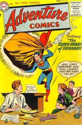 New Comics / New Adventure Comics / Adventure Comics (1935-1983 ; 2009-2011) (Comic Book) #215