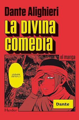 La Divina Comedia, el manga