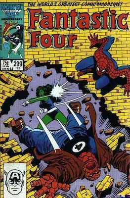 Fantastic Four Vol. 1 (1961-1996) (saddle-stitched) #299