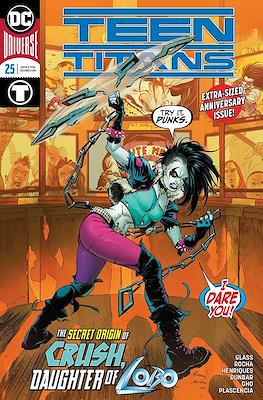 Teen Titans Vol. 6 (2016-) (Comic Book) #25