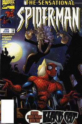 The Sensational Spider-Man (1996-1998) (Comic Book) #29