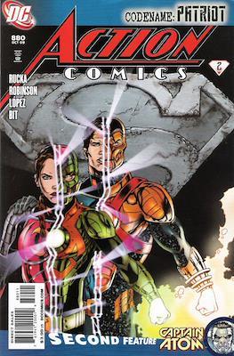 Action Comics Vol. 1 (1938-2011; 2016-) (Comic Book) #880
