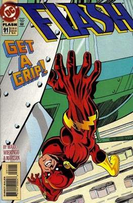 The Flash Vol. 2 (1987-2006) (Comic Book) #91