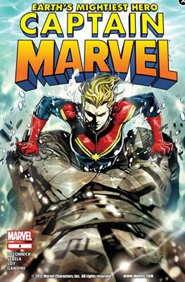 Captain Marvel Vol. 7 (2012-2014) #8