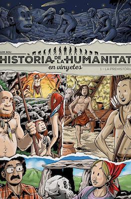 Història de la humanitat en vinyetes (Cartoné) #1