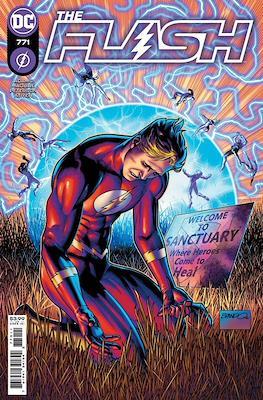 Flash Comics / The Flash (1940-1949, 1959-1985, 2020-) #771