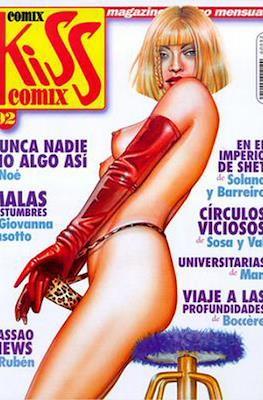 Kiss Comix #92
