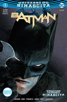 Batman - Universo DC Rinascita (2017-...) (Grapa) #1
