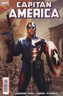 Capitán América Vol. 7 (2005-2011) (Grapa) #44