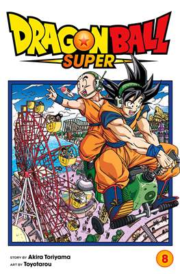 Dragon Ball Super (Paperback) #8